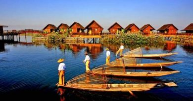 The Top Myanmar Travel Destinations