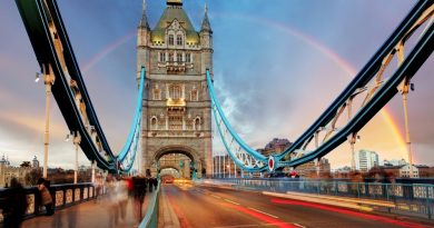 7 Places In London You Can't Miss To Visit