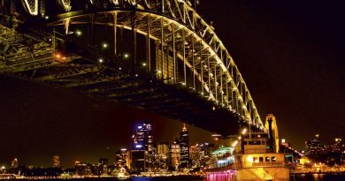 Here's Why You Should Cruise Sydney Harbour