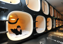 A Unique Sleeping Experience: Japanese Capsule Hotels