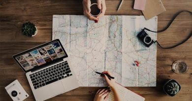 Planning a perfect trip in a different way
