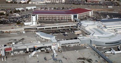 The Boise Airport: From A Small Town Airstrip To Big City Hub